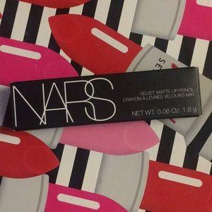 5 for $25 Nars velvet matte lip pencil deluxe